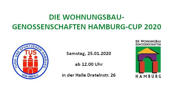 Wohnungsbaugenossenschaften Hamburg-Cup 2020